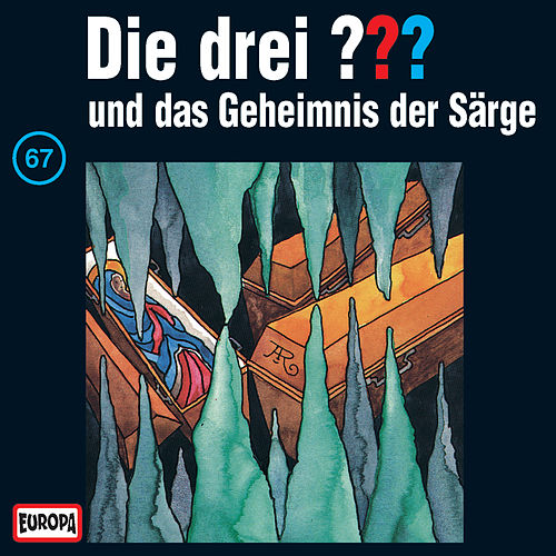 067/und das Geheimnis der Särge von Die drei ???