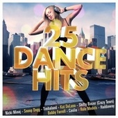 25 Dance Hits de Various Artists