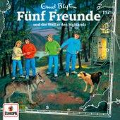 117/und der Wolf in den Highlands von Fünf Freunde