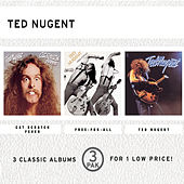 Cat Scratch Fever/Free-For-All/Ted Nugent (3 Pak) de Ted Nugent