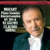 Mozart: Piano Sonatas Nos. 6 & 15 von Claudio Arrau