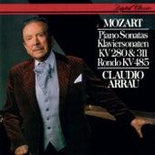 Mozart: Piano Sonatas Nos. 2 & 9; Rondo In D Major von Claudio Arrau