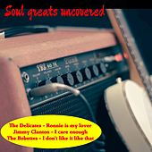 Soul Greats Uncovered von Various Artists