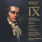 Beethoven: Symphony No. 9 in D Minor, Op. 125 by American Bach Soloists