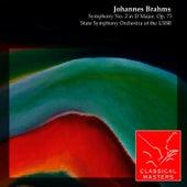 Symphony No. 2 in D Major, Op. 73 by Andrei Gavrilov