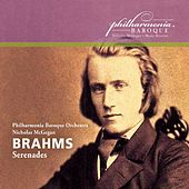 Brahms: Serenades, Opp. 16 & 11 (Live) by Philharmonia Baroque Orchestra