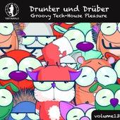 Drunter und Drüber, Vol. 13 - Groovy Tech House Pleasure! by Various Artists