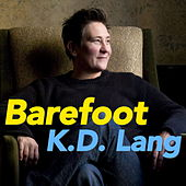 Barefoot (Live) by k.d. lang
