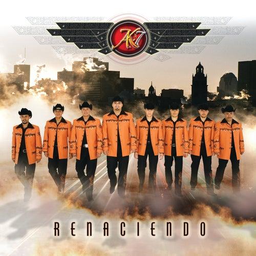 Renaciendo by AK-7