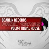 Pro DJ Series, Vol. 4: Tribal House - EP de Various Artists