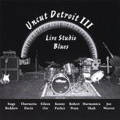 Uncut Detroit Iii: Live Studio Blues by Various Artists