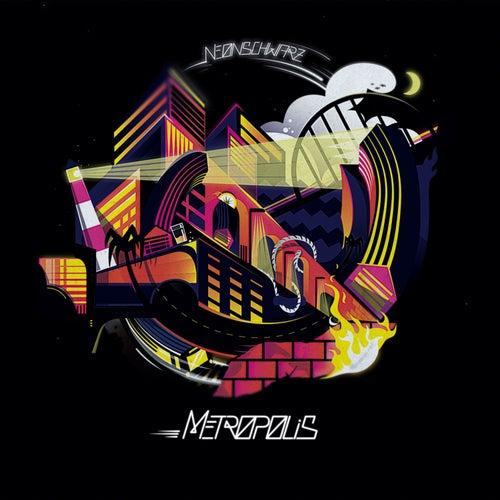 Metropolis by Neonschwarz