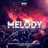 Melody de Dimitri Vegas & Like Mike, Quintino