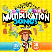 Multiplication Songs with Dr. M by Muffin Songs