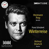 Schubert: Winterreise, Op. 89, D. 911 de Hermann Prey