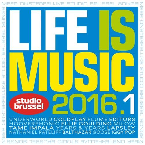 Life Is Music 2016.1 de Various Artists