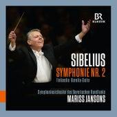 Sibelius: Symphony No. 2 in D Major, Op. 43, Finlandia, Op. 26 & Karelia Suite, Op. 11 (Live) von Symphonie-Orchester des Bayerischen Rundfunks