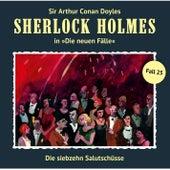 Die neuen Fälle, Fall 25: Die siebzehn Salutschüsse von Sherlock Holmes