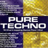 Pure Techno von Various