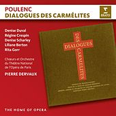 Poulenc: Dialogues des Carmélites von Pierre Dervaux