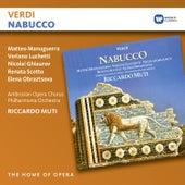 Verdi: Nabucco von Philharmonia Orchestra