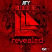 Bloodfire van Arty