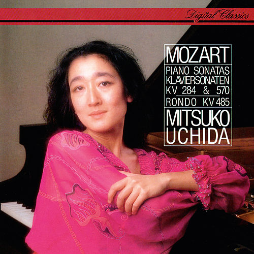 Mozart: Piano Sonatas Nos. 6 & 17; Rondo In D Major by Mitsuko Uchida