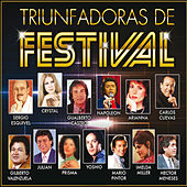 Triunfadoras del Festival by Various Artists