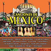 Canciones de Mexico Vol. Iv by Various Artists