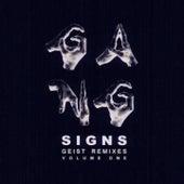 Geist Remixes Vol. 1 von Gang Signs