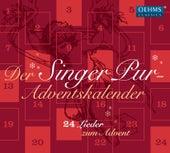 Adventskalender: 24 Lieder zum Advent by Singer Pur