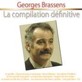 La compilation définitive (Remasterisé) de Georges Brassens