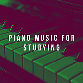 Piano Music For Studying de Various Artists