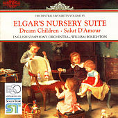 Elgar's Nursery Suite: Orchestral Favourites, Vol. VI by English Symphony Orchestra