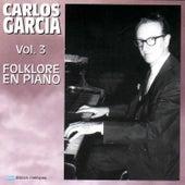 Vol. 3 Folklore en Piano by Carlos García