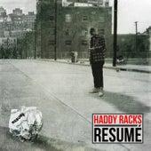 Resumé by Haddy Racks