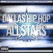 Dallas Hip Hop Allstars, Vol. 1 de Various Artists