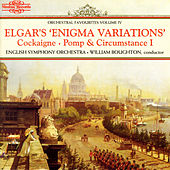 Elgar's Enigma Variations: Orchestral Favourites, Vol. IV by English Symphony Orchestra