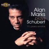 Alan Marks Plays Schubert Sonatas by Alan Marks