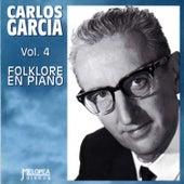 Vol. 4 Folklore en Piano by Carlos García