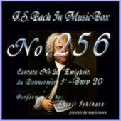 Cantata No. 20, 'Ewigkeit, du Donnerwort I' - BWV 20 by Shinji Ishihara
