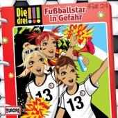 024/Fußballstar in Gefahr von Die Drei !!!