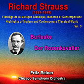 Richard Strauss - Florilège de la Musique Classique Moderne et Contemporaine - Highlights of Modern and Contemporary Classical Music - Vol. 3 by Various Artists