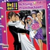 028/Achtung, Promihochzeit! von Die Drei !!!