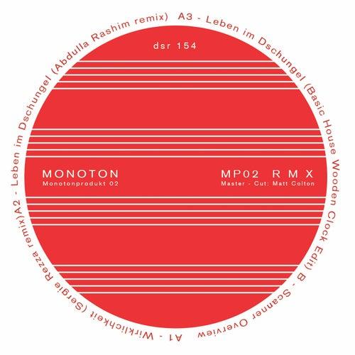 Mp02 R M X - Ep by Monoton
