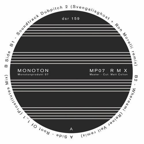 MP07 R M X - Single by Monoton