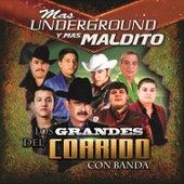 Los Grandes del Corrido Con Banda by Various Artists