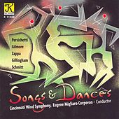 CINCINNATI WIND SYMPHONY: Songs and Dances van Various Artists