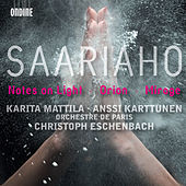 Saariaho (Notes On Light/Orion/Mirage) by Various Artists