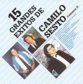 15 Grandes Exitos de Camilo Sest, Vol. 2 by Camilo Sesto